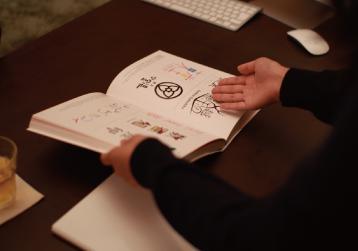 デザインとWEBサイト制作の会社2