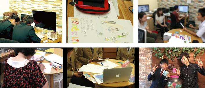 女性や子供へ向けたデザインを希望の教育機関の方へ