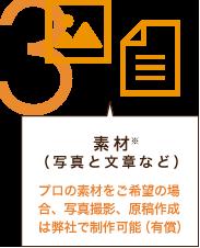 女性と子ども向けDMデザイン・ダイレクトメールの準備3