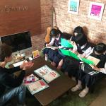 中学生 企業訪問
